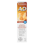 A And D Diaper Rash And Skin Protectant Original Ointment, 1.5 Oz
