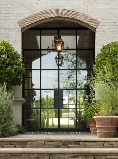 52 best Exterior Inspiration images on Pinterest | Front doors, Irons and Iron