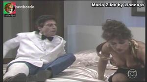 Maria Zilda sensual na novela Bebe a bordo