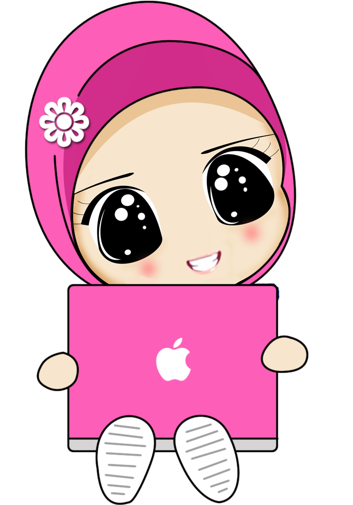 Muslim Hijab Dawah Woman - Kartun muslimah png download - 662*630 ...