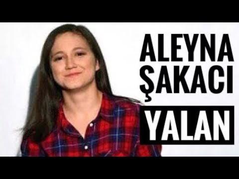 Aleyna Şakacı - Yalan | BU SESE DİKKAT !!!!