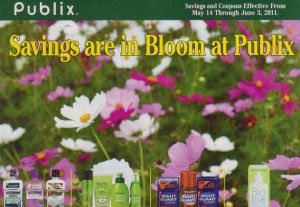 Savings in bloom 300x207 Green Advantage Buy Flyer Savings are in Bloom at Publix Super Deals (5/14 to 6/3)