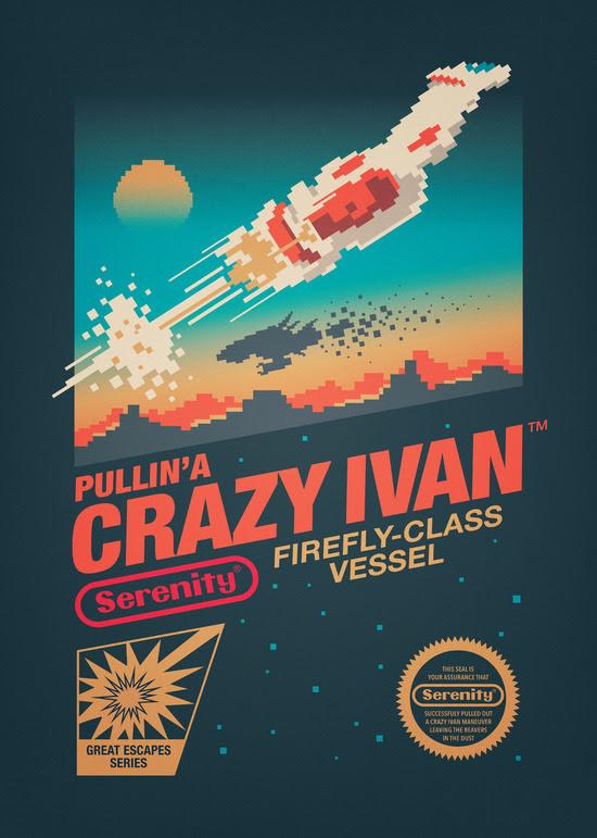 Crazy Ivan by Victor Vercesi