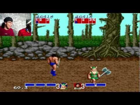 Golden Axe dose Dupla
