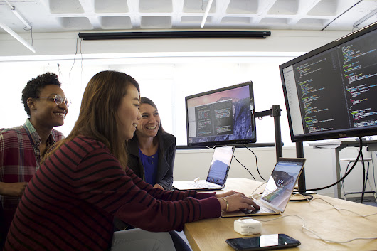 Women's Representation In Tech Has Increased, But Growth Is Beginning To Slow
