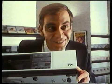 videograbadora JVC