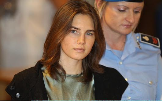 Amanda Knox reveals a lesbian inmate tried to seduce her in prison