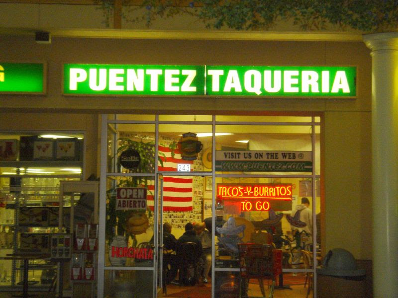 Puentez Taqueria
