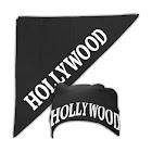 Hulkamania Hollywood Black Bandana - Black - One Size Fits All