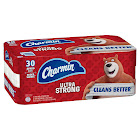 Charmin Ultra Strong Toilet Paper 30 Jumbo Rolls
