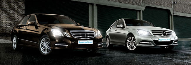Mercedes-Benz Turning to Used Cars Amid New-Car Sales ...