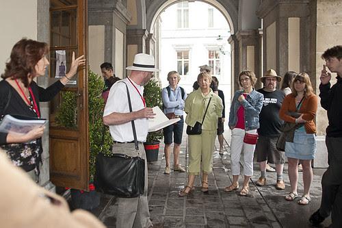 Poirot in Bruges 2011