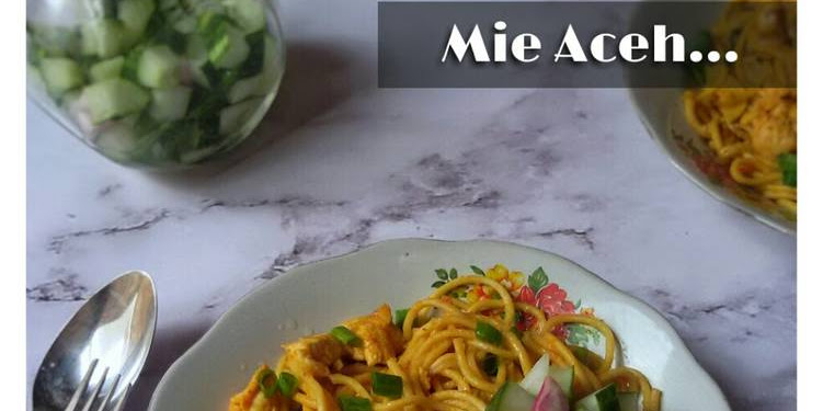 Resep Mie Aceh Oleh Lailafebriana