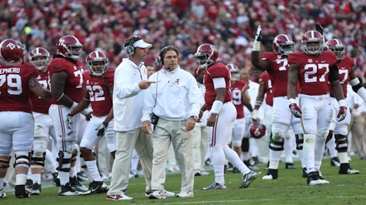 Alabama's Saban not interested in having Kiffin be with Tide in Tampa