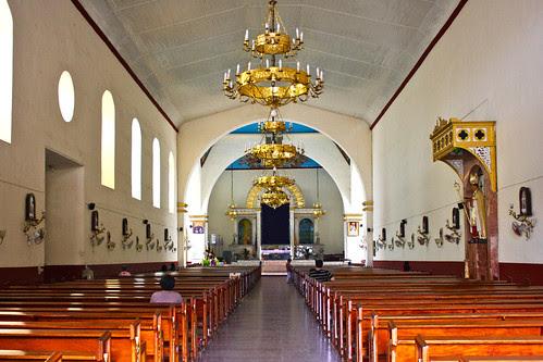 San Luis Obispo Church Altar