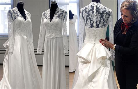 Sarah Burton wedding dress   Fashion Pulse Daily