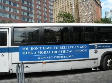 atheist bus copyright