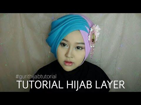 VIDEO : tutorial hijab layer | gurit mustika - hai assalamualaikum kali ini aku sharehai assalamualaikum... kali ini aku sharetutorial hijabdengan layer menggunakan dua hijab paris (segiempat) beda warna. ...