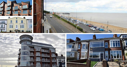 How much it costs to get a home with a sea view in Cleethorpes