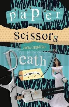 Paper Scissors Death_Joanna Slan