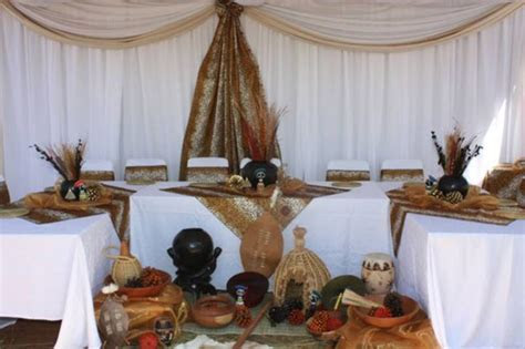 Afrocentric (African Centered)Weddings: Don?t Be Slaves to