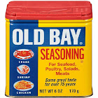 Old Bay Seasoning - 6 oz canister
