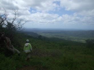 Região da Serra do Umã na atualidade - Foto - G. dos Anjos