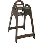 Koala Kare KB105-09 Brown Designer High Chair