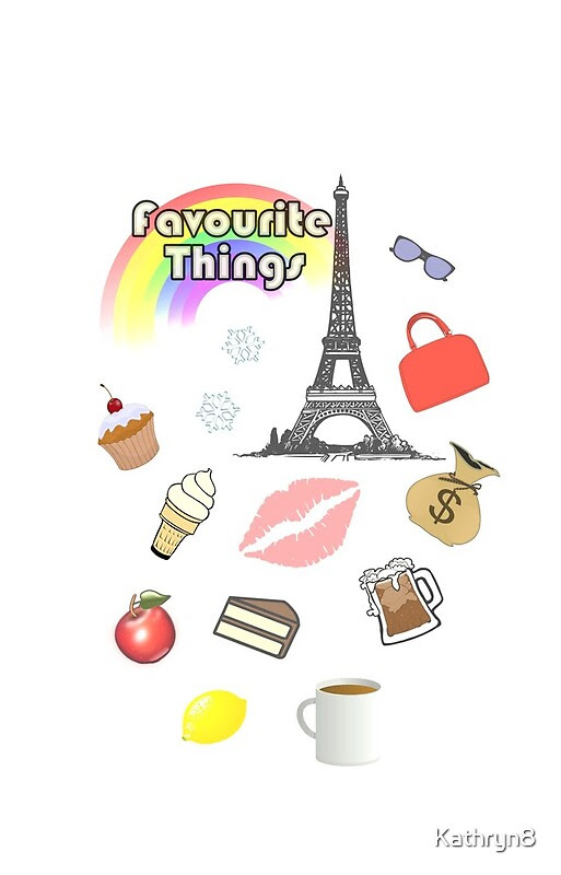 My Favourite Things by Kathryn8