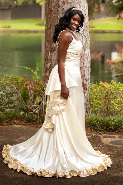 798  Photos of elegant African dresses for weddings in