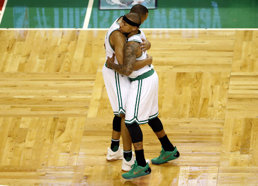 Boston Celtics Commentary: Isaiah Thomas is a Little Man with One Big Heart