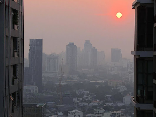 Bangkok pollution 'at crisis level' as planes trigger rain — Sky News