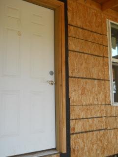 Front Screen Door Inner Frame