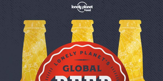Travel Book of the Week: Lonely Planet's Global Beer Tour