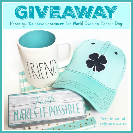World Ovarian Cancer Day Giveaway