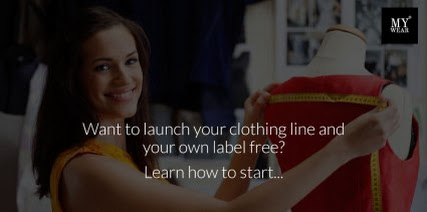 6 Steps to launch your clothing line free