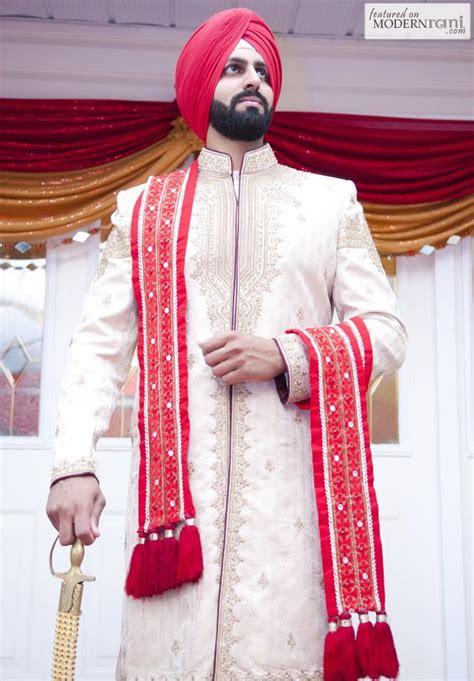 sikh wedding dress ideas  pinterest punjabi