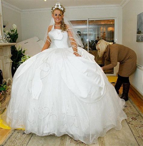 157 best My Big Fat Gypsy Wedding images on Pinterest