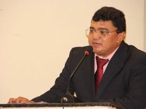Kerginaldo Pinto, prefeito de Macau, cidade da região Costa Branca (Foto: Divulgação/Prefeitura de Macau)