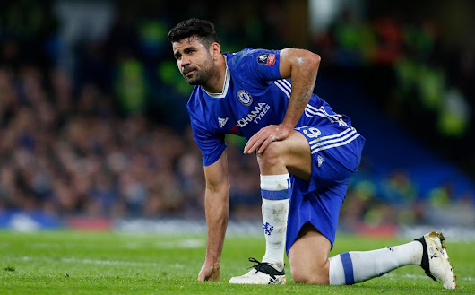Chelsea accepts £57million offer for Diego Costa from Atletico Madrid (PHOTOS)