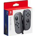 Nintendo Switch Gray Joy-Con (L/R)
