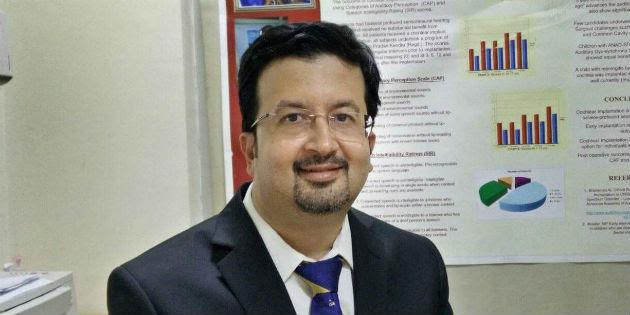Dr. Prof. Sunil Nayaran Dutt