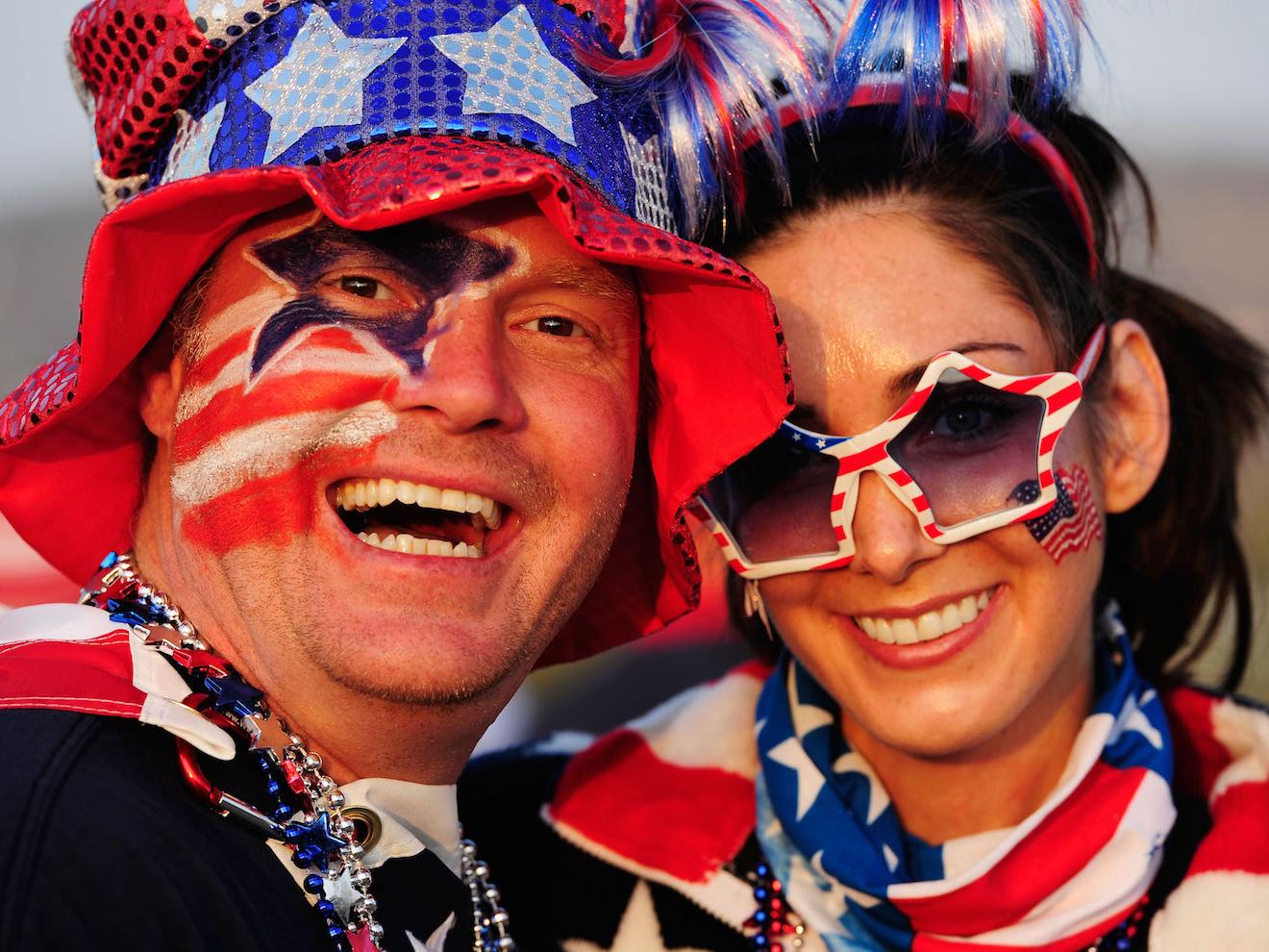 usa flag american americans fans