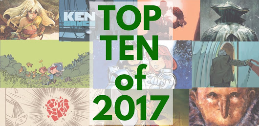 Top 10 Franco-Belgian Comics of 2017 (That I Read) - Pipeline Comics