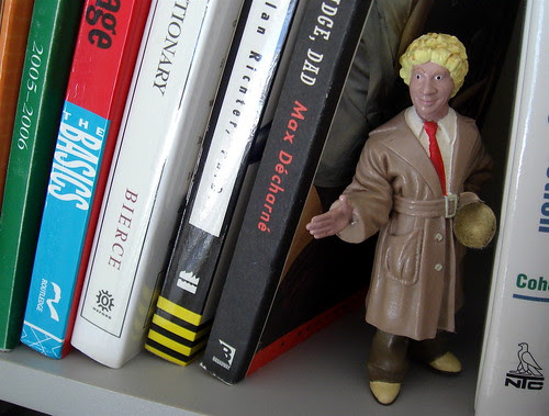 Welcome to the Harpo Bookshelf