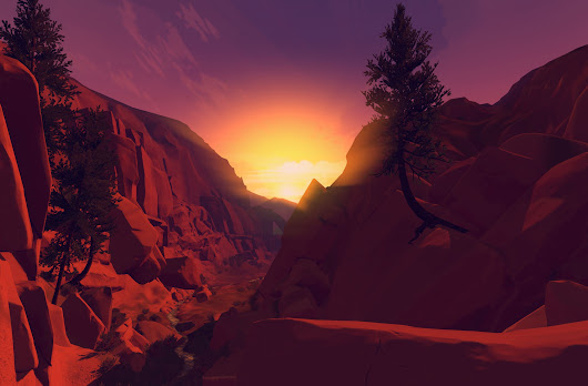 Firewatch – Video Game Artistry