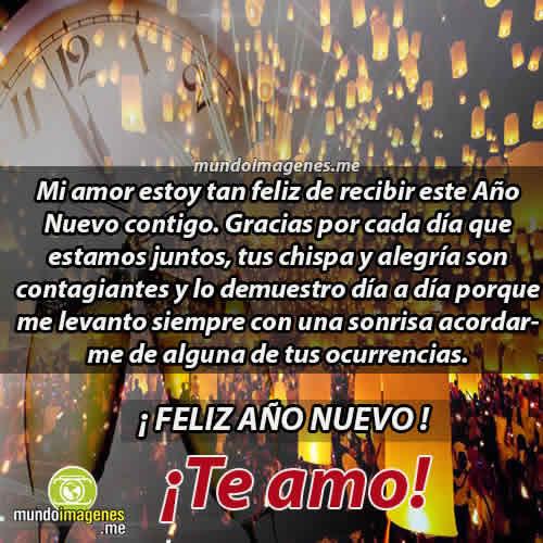 Imagenes De Enamorados Para Ano Nuevo Frases Mensajes Amor Mundo