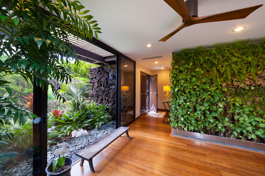 A Hawaiian Townhouse With Wellness Built In - Mansion Global