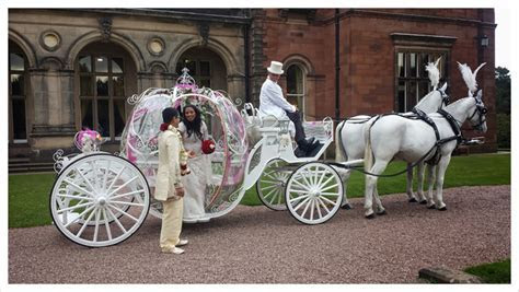 Cultural Wedding Services   Horse Drawn Carriages, UK