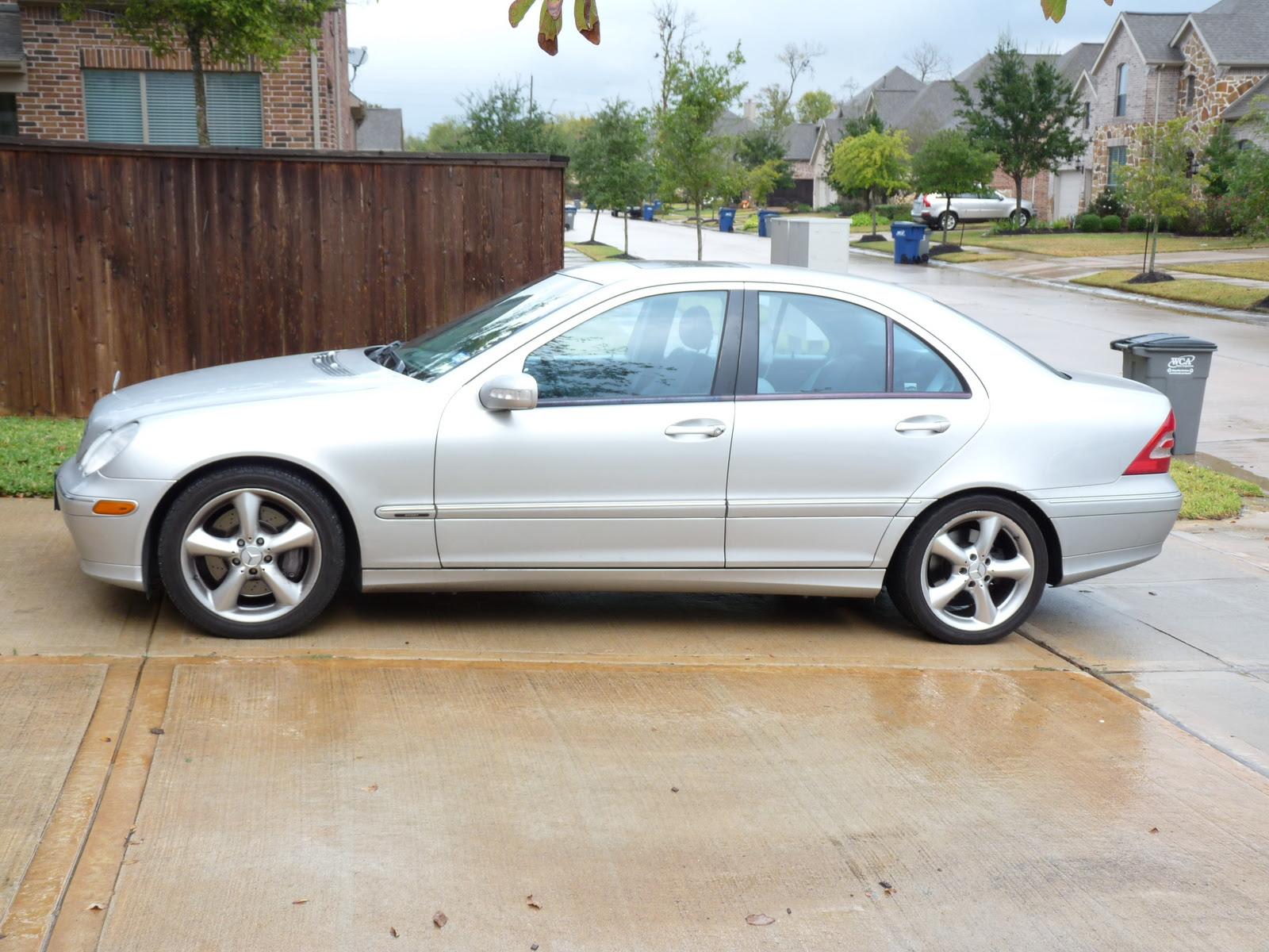2004 Mercedes-Benz C-Class - Exterior Pictures - CarGurus